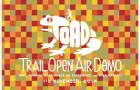 TRAIL OPEN AIR DEMO 出展のご案内