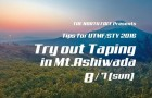 Tyr out Taping in Mt.Ashiwada 開催のお知らせ