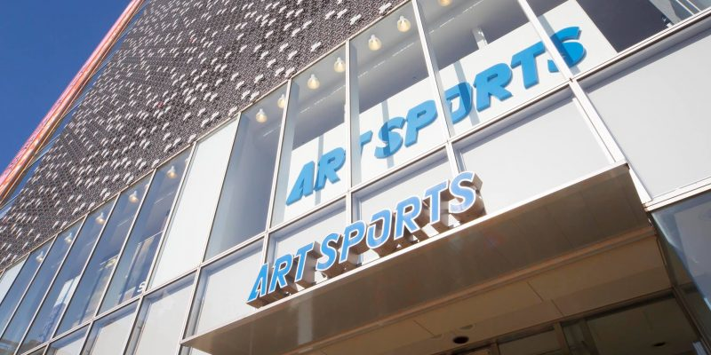 アートスポーツ本店