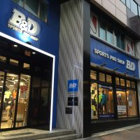 B&D渋谷店